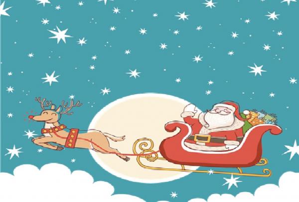Weihnachtstragetaschen