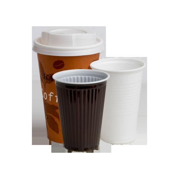 Trinkbecher / Kaffeebecher