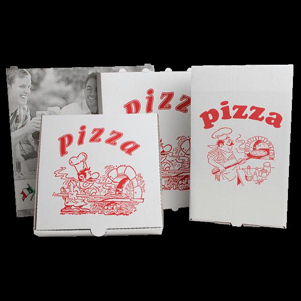 Pizzaverpackungen