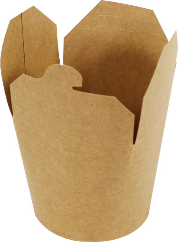 Food Box braun Kraft