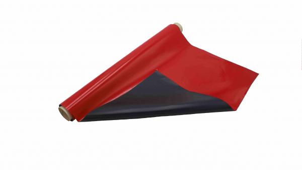 Geschenkpapier rot/grau