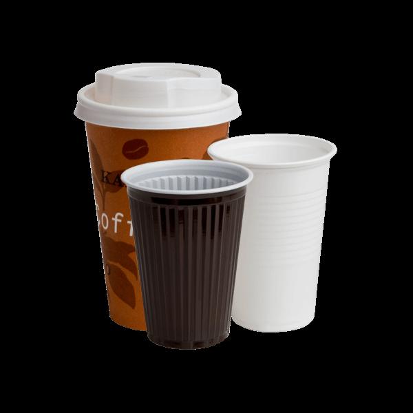 Kaffeebecher, Trinkbecher Sektgläser, Schnapsbecher